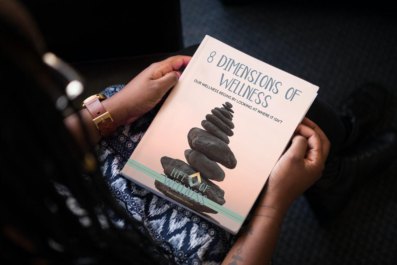 Life of Wellness Institute - 8 Dimensions of Wellness E-Book
